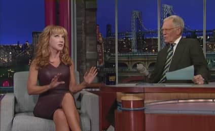 Kathy Griffin on Fake Anderson Cooper Blow Job: No Apologies!