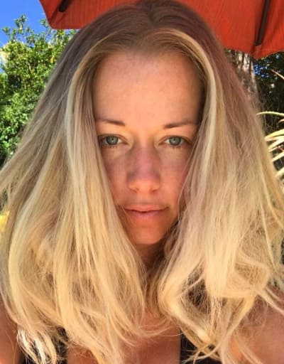 Kendra Wilkinson Up Close