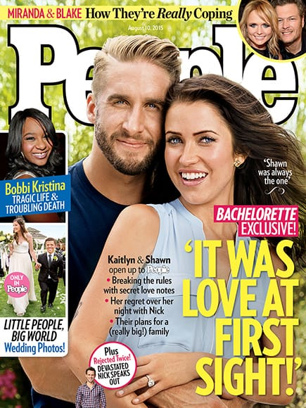 Kaitlyn Bristowe and Shawn Booth Photo