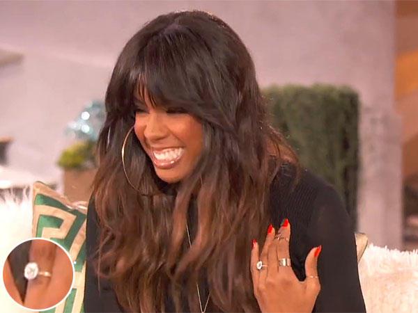 Kelly Rowland Engagement Ring