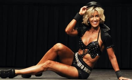 Sharon Simmons, 55-Year-Old Cheerleader, Tries Out For Dallas Cowboys' Squad