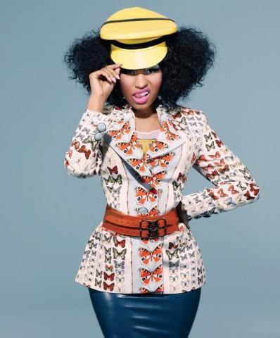 Nicki Minaj Magazine Pic