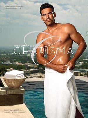 Eddie Cibrian Shirtless Photo