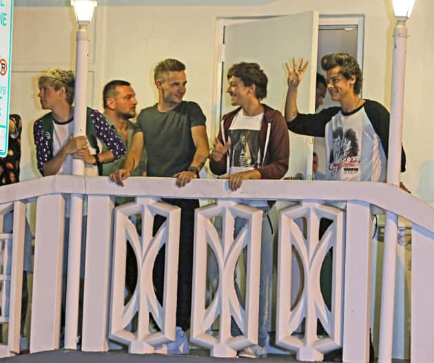 One Direction in Miami