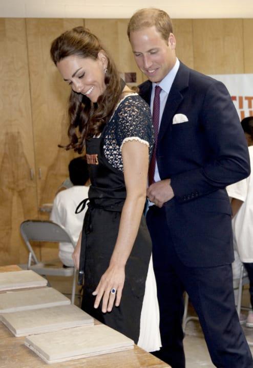 William and Catherine, Duke and Duchess