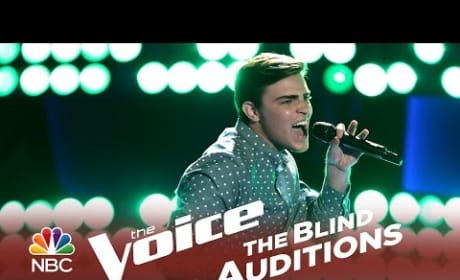 Ricky Manning - Love Me Again (The Voice Audition)