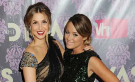 Whitney and Lauren: VH1 Divas