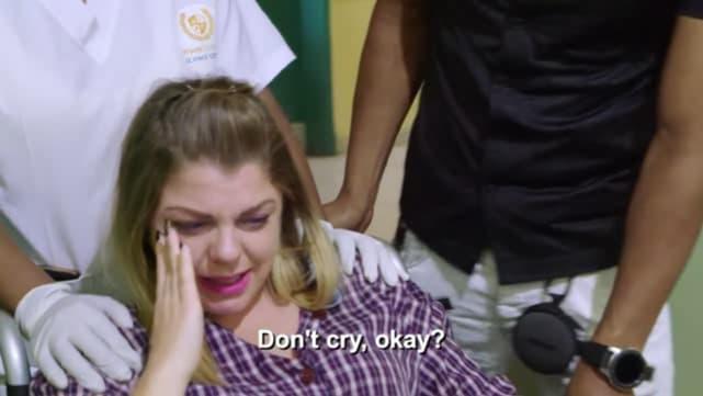 Ariela weinberg hears dont cry okay
