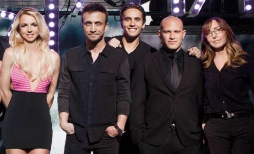 Team Britney Spears