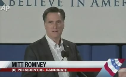 Mitt Romney Likes to Fire People