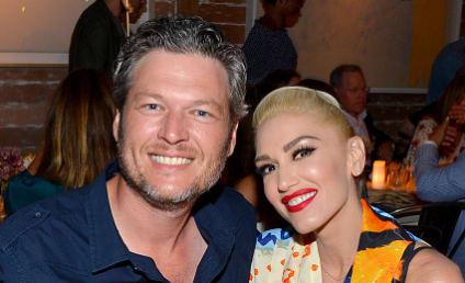 Blake Shelton & Gwen Stefani: Finalizing Wedding Plans!