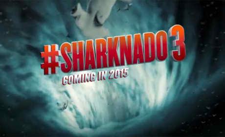 Sharknado 3 Tease