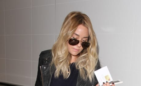 Lauren Conrad at LAX