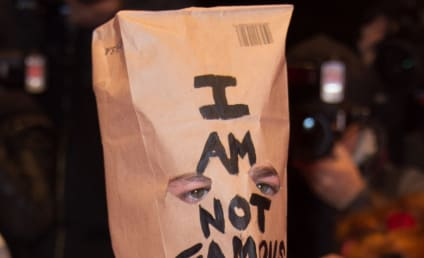 Shia LaBeouf Attends Movie Premiere with Bag Over Head, Is a Total Douche
