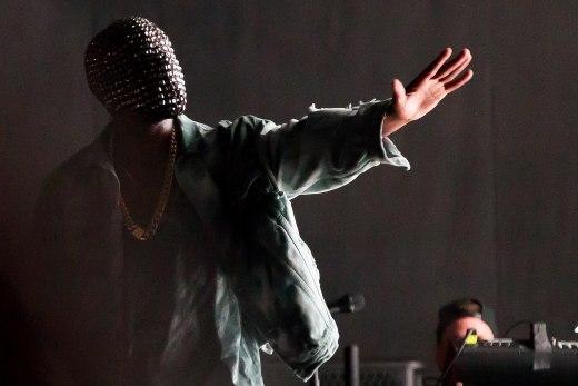 Kanye in Koncert