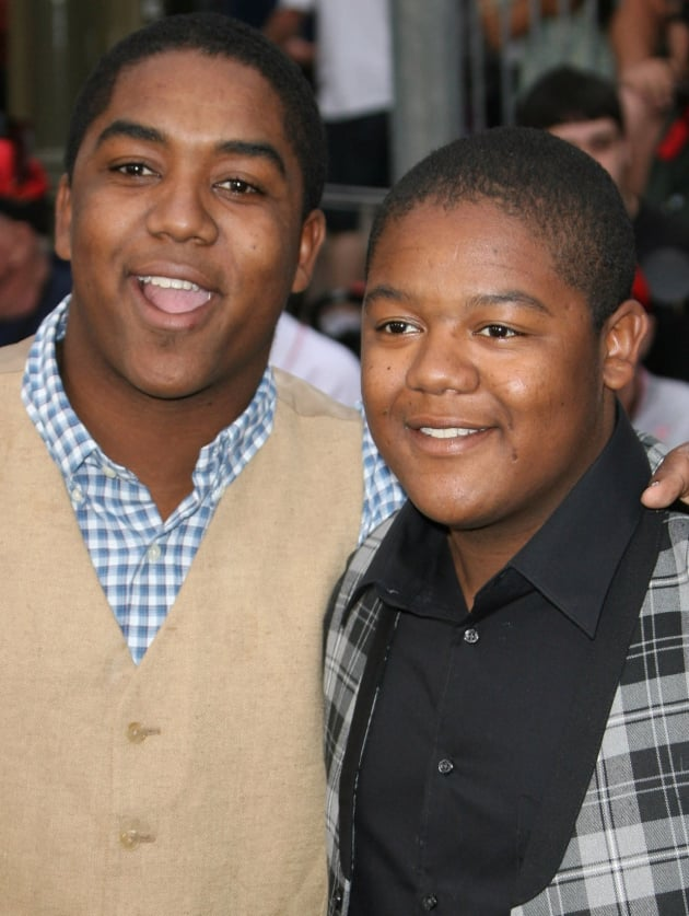 Kyle and Chris Massey