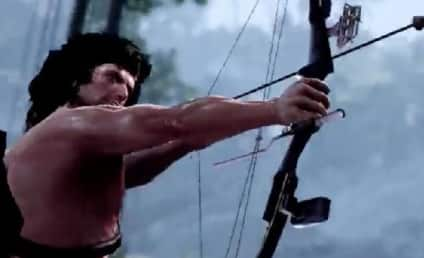 Rambo Video Game Trailer: Shoot 'Em Up Like It's 1982!
