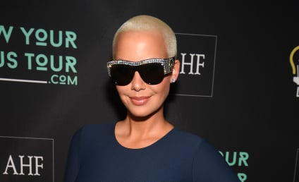 Amber Rose Shares Results of Breast Reduction, Cellulite Treatment