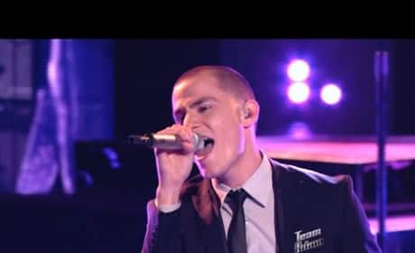 Chris Jamison - Jealous (The Voice Top 12)