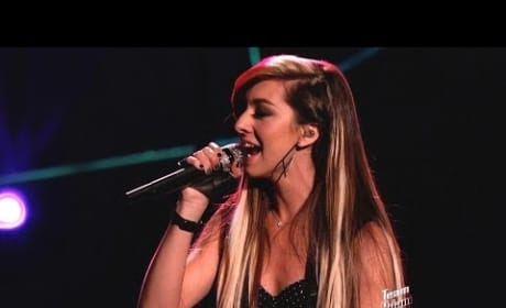 Christina Grimmie - Wrecking Ball (The Voice America's Pick)