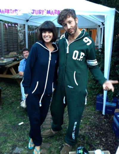 Chris O'Dowd and Dawn Porter
