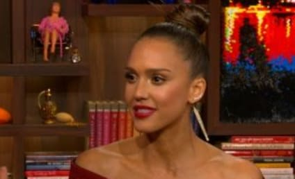 Jessica Alba: Kylie Jenner's Bodyguards Totally Roughed Me Up!