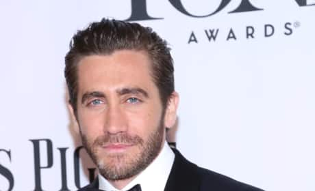 Jake Gyllenhaal in a Tux