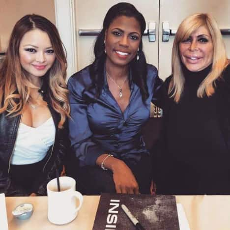Tila Tequila, Omarosa and Big Ang