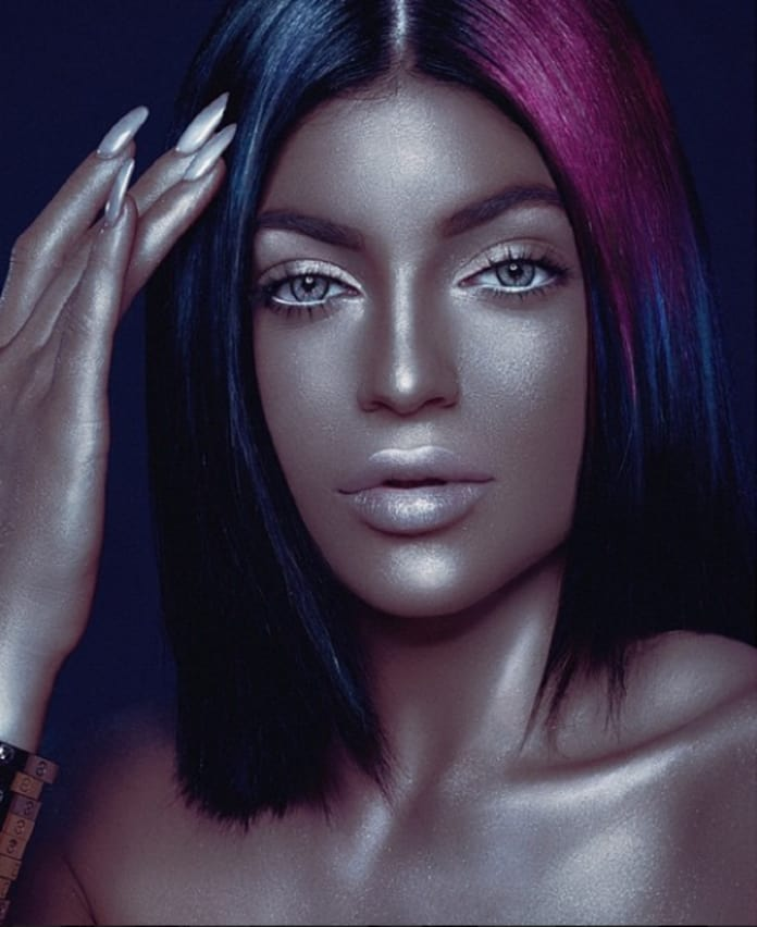 Kylie Jenner Blackface Photo Raises Eyebrows Ire The Hollywood