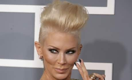 Which hairstyle do you like best on Jenna Jameson?
