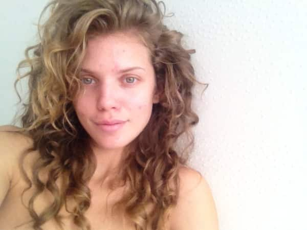 Anna McCord Without Makeup