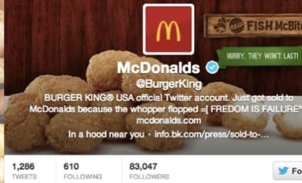 Burger King Twitter Hacked: Now With 99% Bath Salts!