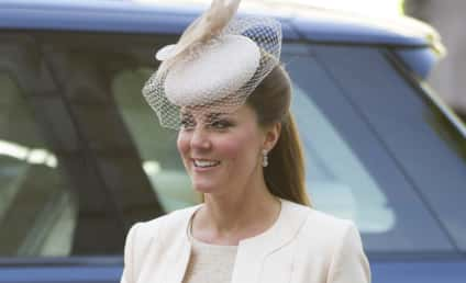 Kate Middleton Skips Friend's Wedding, Fears Early Labor