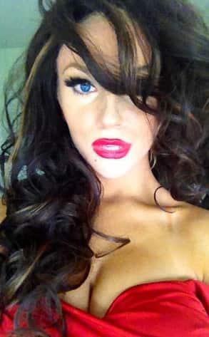 Courtney Stodden, Brown Hair