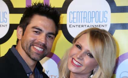 Tamra Barney and Eddie Judge: Married!