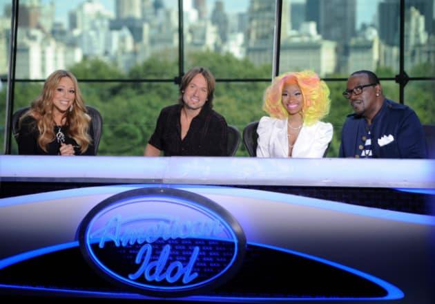 American Idol Season 12 Judges