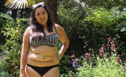 Woman Inspires With Body Confident Bikini Pic