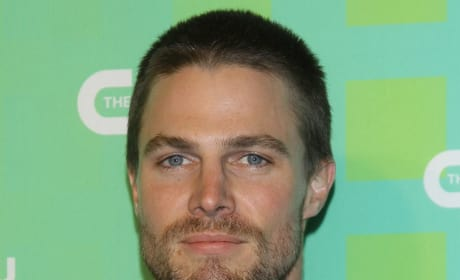 Stephen Amell Photograph