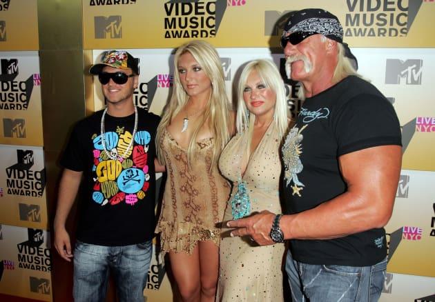 Hogans VMAs 2006