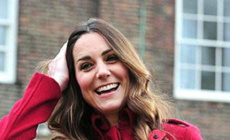Kate Middleton Hair, Smile
