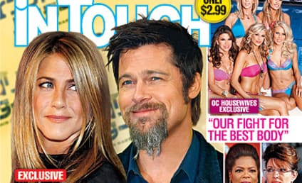 Jennifer Aniston, Brad Pitt WILL (Not) Reunite!