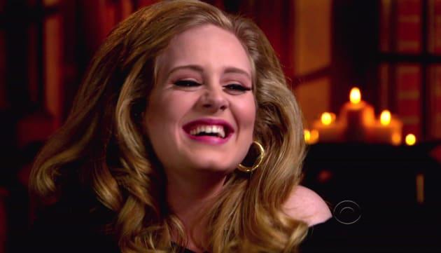 Happy Adele