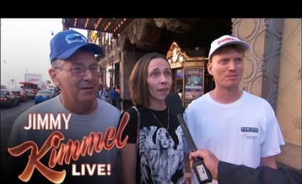 Jimmy Kimmel Convinces Woman That Hitler is Alive (and Texting!)