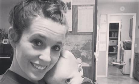 Jill Duggar: Baby Bump on Instagram
