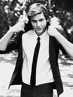 Black and White Zac