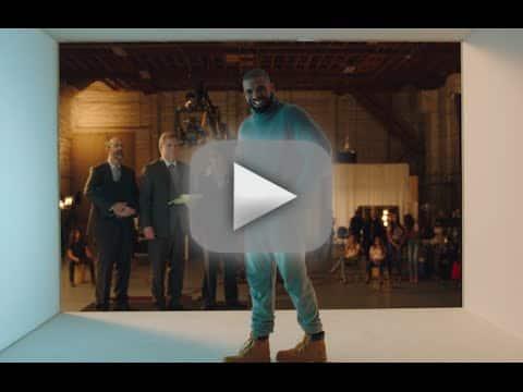 "Drake Super Bowl Commercial Parodies ""Hotline Bling"""