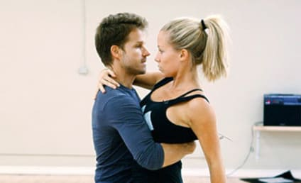 Kendra Wilkinson on DWTS Debut: So Nervous!