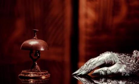 American Horror Story Hotel Teaser: Is That Lady Gaga?