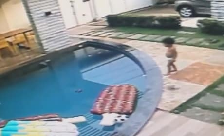 7-Year-Old Saves Toddler From Drowning