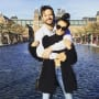 Scheana Shay and Robert Valletta in Amsterdam